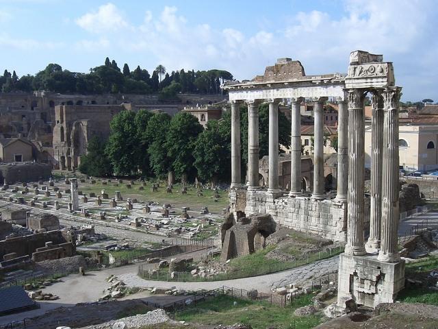 Rome historic